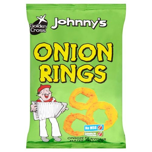 Johnny's Onion Rings 24 x 50g