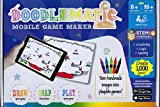 DoodleMatic Mobile Game Maker - Award-Winning - Kids Create Actual Video Games Using Real Paper & Markers! - Totally Unique - Endless Possibilities for Creating & Learning