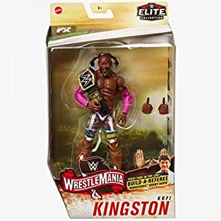WWE Elite Kofi Kingston Wrestlemania 36 Figure