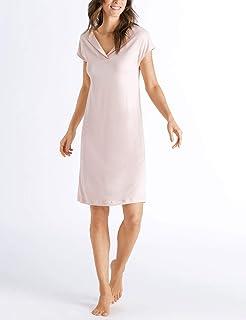 Hanro Pure Essence o.Arm 95 cm Camicia da Notte Donna