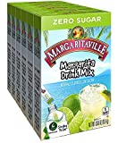Margaritaville Singles to Go Drink Mix, Margarita, 6 Count (Pack of 6)