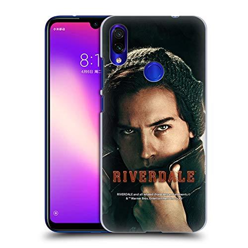 Head Case Designs Oficial Riverdale Jughead Jones 4 Carteles Carcasa rígida Compatible con Xiaomi Redmi Note 7/7 Pro