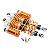 TDPRO 325mm 12.8' Adjustable Shock Absorbers Suspension Spring For Motorcycle ATV Quad