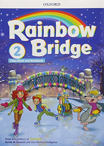 Rainbow Bridge: Level 2: Students Book and Workbook