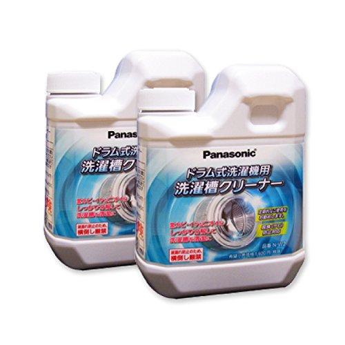 N-W2 洗濯槽クリーナー ドラム式専用 750ML × 2個