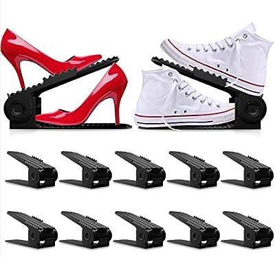 shoe slots