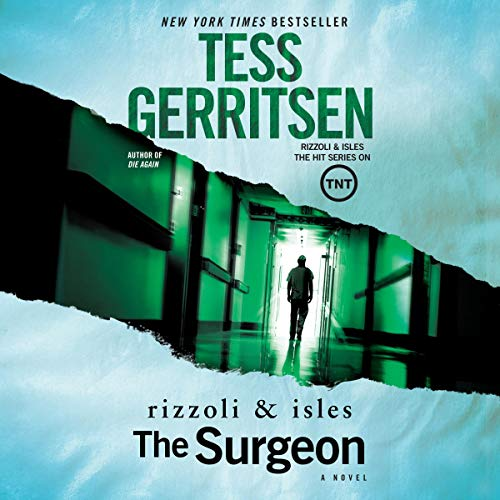 The Surgeon Audiobook By Tess Gerritsen cover art