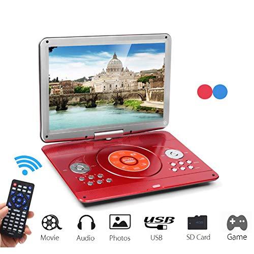 Reproductor de DVD portátil de 14.1