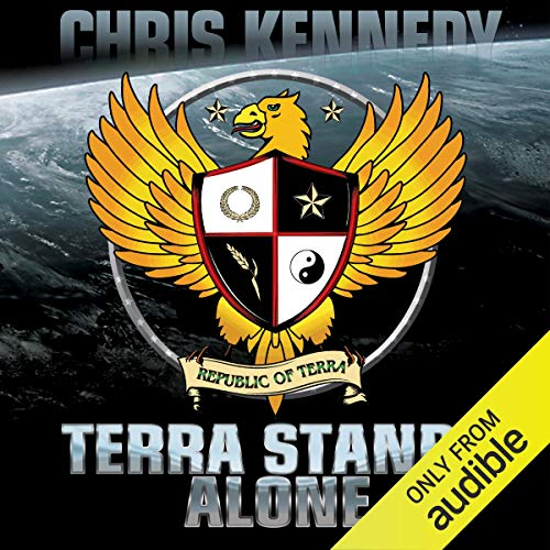 Couverture de Terra Stands Alone