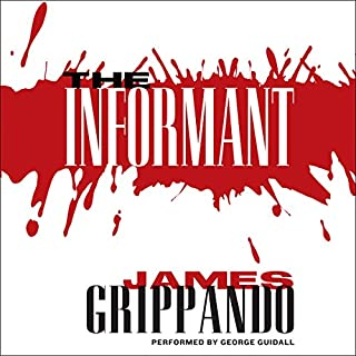 The Informant audiobook cover art
