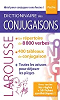 Dictiionnaire De Conjugaison Poche