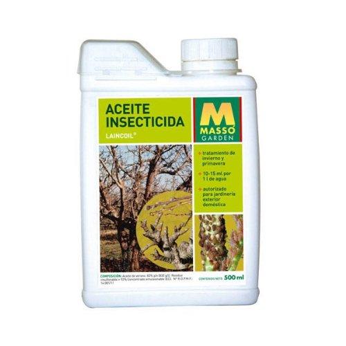 MASSO 231115 - Aceite insecticida biologico 500 ml.