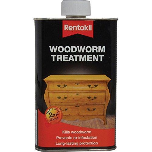 Rentokil PSW26 Woodworm Fluid 500ml