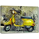 Zoom IMG-1 quadri l c italia vespa