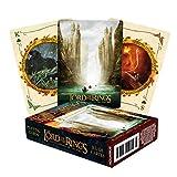 El Señor de los Anillos La Comunidad del Anillo set de 52 cartas (+ jokers) (nm)