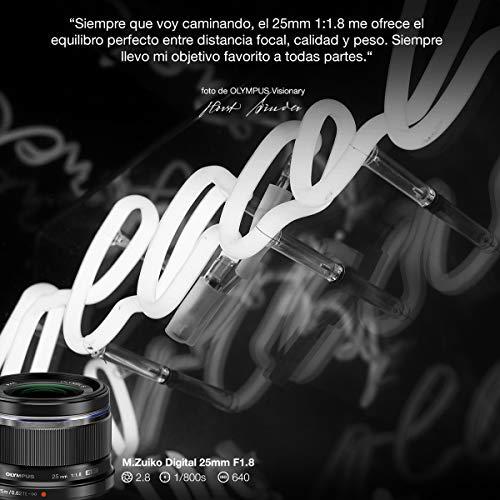 Olympus M.Zuiko Digital ED 25mm f1.8