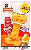 Nylabone - Dura Chew Cheese Bone para perros de hasta 16 kg