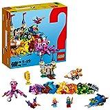 Lego IT Brand Campaign Productsin Fondo all'Oceano, Multicolore, 10404