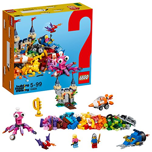 Lego IT Brand Campaign Productsin Fondo all'Oceano, Multicolore, 10404