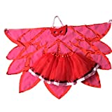 Lilly and the Bee Novelties Deluxe Owlette Super Girl Costume Set
