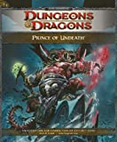 Prince of Undeath: Adventure E3 for 4th Edition Dungeons & Dragons (4th Edition D&D)