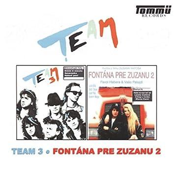 Team 3 & Fontána Pre Zuzanu, Vol. 2