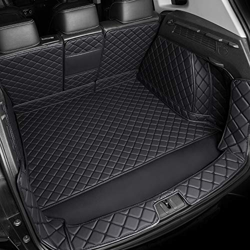 Auto Mall Large Coverage Tray Liner Rear Trunk Protectioin Mats for Mercedes ML Class ML320 ML350...