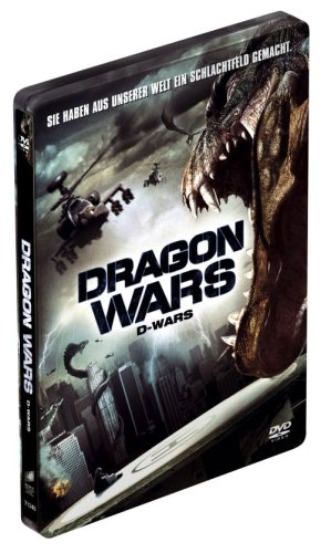 Dragon Wars Steelbook, Exklusiv bei MediaMarkt Alemania DVD ...