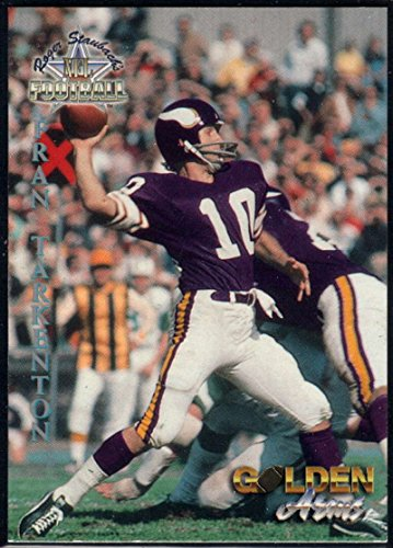 Football NFL 1994 Ted Williams Roger Staubach's NFL #78 Fran Tarkenton NM-MT Vikings
