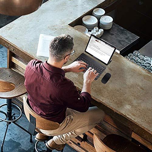 SUMTAB 4G LTE Tablet Touchscreen 10 Zoll mit Tastatur und Maus, Android 9.0,4 GB RAM, 64 GB Speicher, Full HD 1280 x 800, 2 MP + 5 MP Dual-Kamera, GPS, WLAN, Bluetooth, Office, Netflix, Google Play