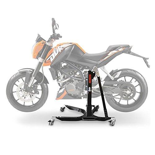 ConStands Power Classic-Zentralständer für KTM 125 Duke 11-16 Motorrad Aufbockständer Heber Montageständer