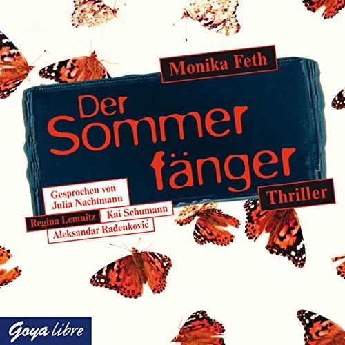 Sommerfänger (Jette und Merle 5) Titelbild