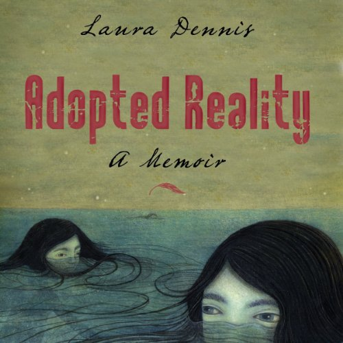 Adopted Reality audiobook cover art