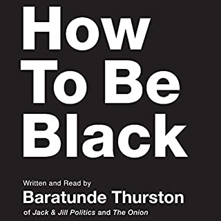 How to Be Black cover art