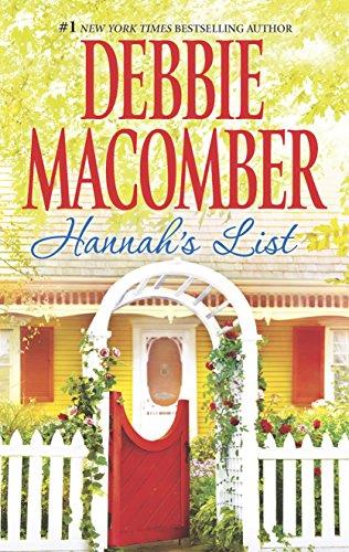 Image of Hannah's List (A Blossom Street Novel)