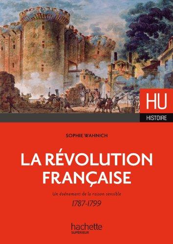 La révolution française (HU Histoire moderne)