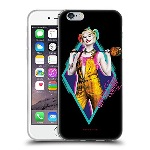 51GAvC3LtjL Harley Quinn Phone Cases iPhone 6