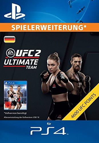 EA SPORTS 2 - 4.600 UFC POINTS [PSN Code - deutsches Konto]