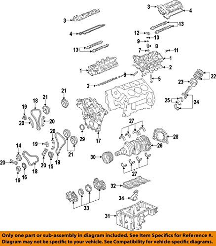 General Motors 12575351, Engine Intake Valve