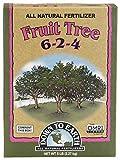 Best Fruit Tree Fertilizers - Down to Earth Organic Fruit Tree Fertilizer Mix Review