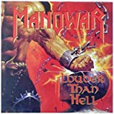 Louder Than Hell by Manowar (1996) Audio CD