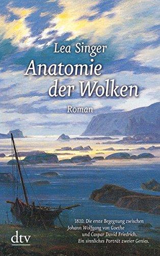 Buchseite und Rezensionen zu 'Anatomie der Wolken: Roman' von Lea Singer