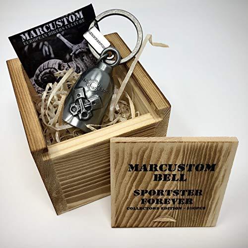 Guardian bell o campanella portafortuna moto MARCUSTOM BELL® - Sportster Forever - Collezione