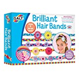 Galt Toys, Brilliant Hair Bands, Kids' Craft Kits, Ages 6 Years Plus