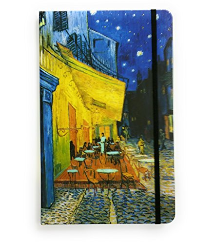 Ruled notebook - Taccuino a righe'Van Gogh' - EL816