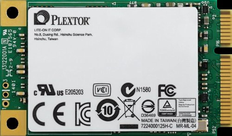PLEXTOR PX-256M6M 256GB mSATA SSD M6Mシリーズ