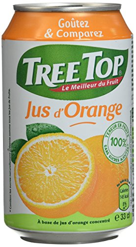 Tree Top Jus - 100% Fruits - Fab...