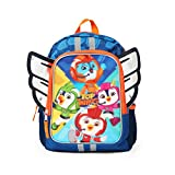 Top Wing 3D Backpack for Boys - 12 inch - School Bag for Elementary Boys