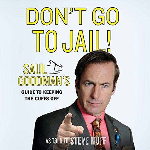 Don't Go to Jail! audiobook cover art