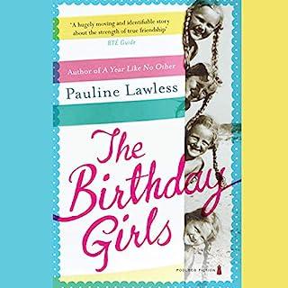 The Birthday Girls audiobook cover art